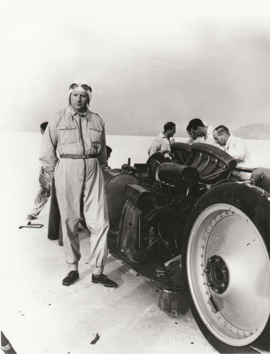 World Speed Record attempts, Bonneville (Utah) ca 1914-1980)