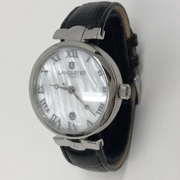 2a6dc5e24be5 Lancaster - Chimaera Limited Edition White Mother of Pearl - OLA0678L RG MR