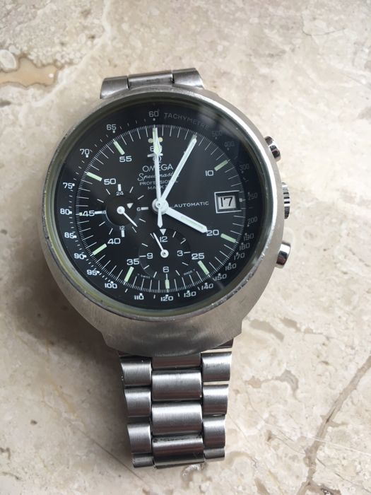 Omega - Speedmaster Professional Mark 3 - 1162/172 - Men - 1970-1979