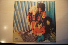 Jimi Hendrix -  Band Of Gypsys -  Puppet Cover/Sleeve  1970