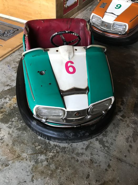 Ihle Bumper Car - ES-SG 1972 - Original