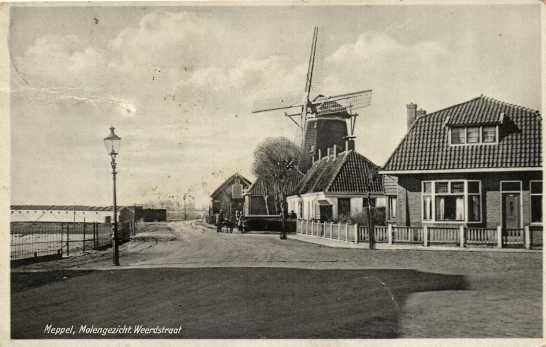 Meppel 35 x (beautiful collection with very old cards)