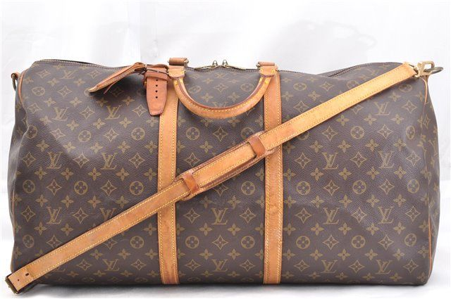 Louis Vuitton - Keepall 60 Bandouliere Weekend bag - Vintage