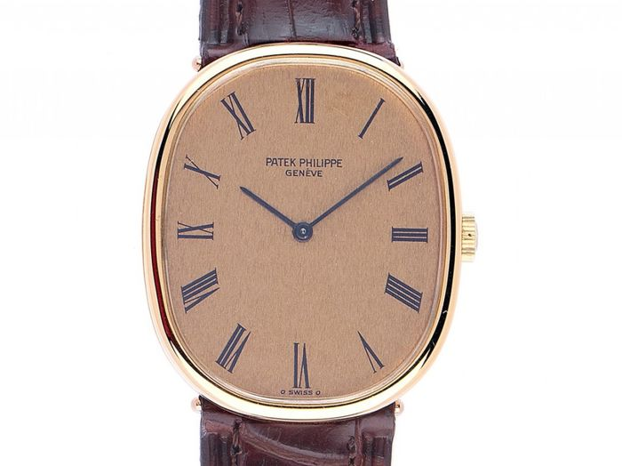 Patek Philippe - Golden Ellipse Medium Size - Ref.3848J-001 - Unisex - 1970-1979