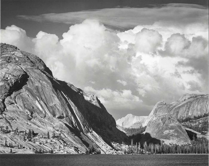 Ansel Adams (1902-1984) - Lake Tenaya
