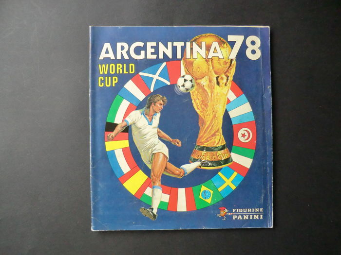 Panini - World Cup Argentina 78 - Complete album with all 400 stickers