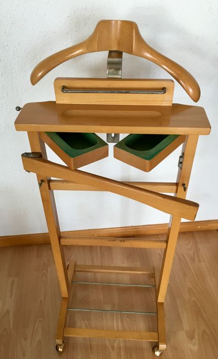 Unknown designer - Valet stand with drawers for jewellery