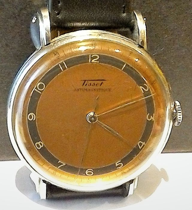 Tissot - Antimagnétique 1940 Swiss Made - 1455777 - Men - 1901-1949