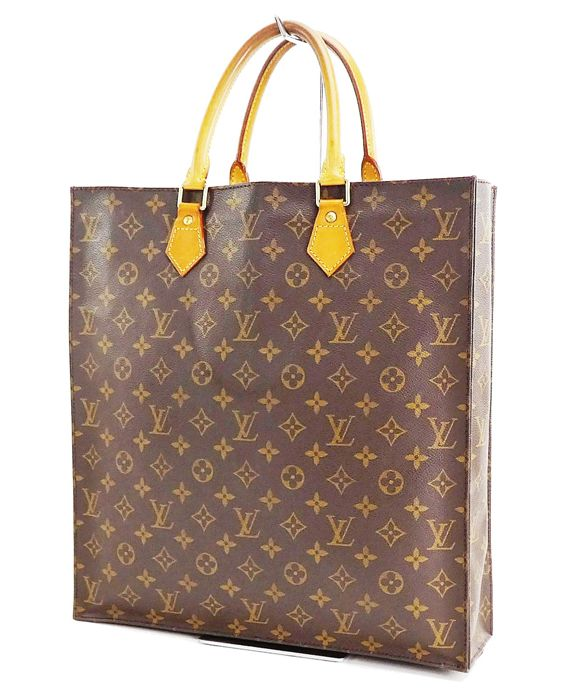 Louis Vuitton - Sac plat monogram Shopper bag