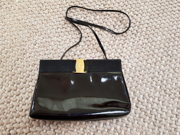 Salvatore Ferragamo Clutch bag - Vintage - Catawiki 7f0c8e366603a