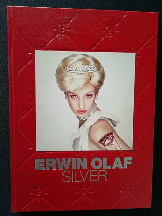 Erwin Olaf - Silver - Retrospective 25 Years 1st Edition - 2003