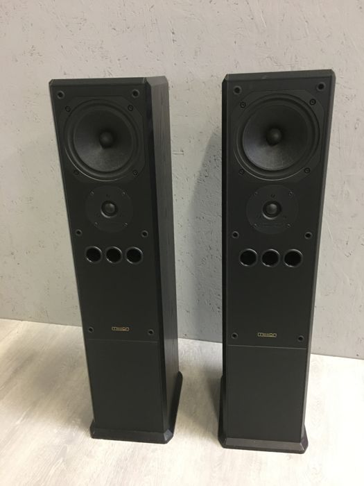 Mission 752 - 2 Way 2 Driver Loudspeaker System - 150 watts