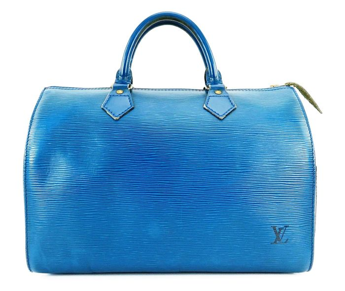 Louis Vuitton - Speedy EPI 30 Boston Handbag