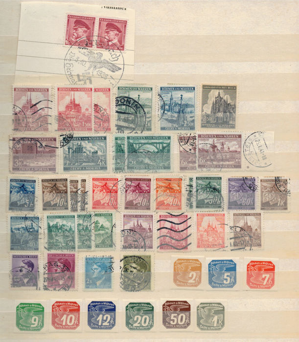 Germany 1882-1944 - Collection
