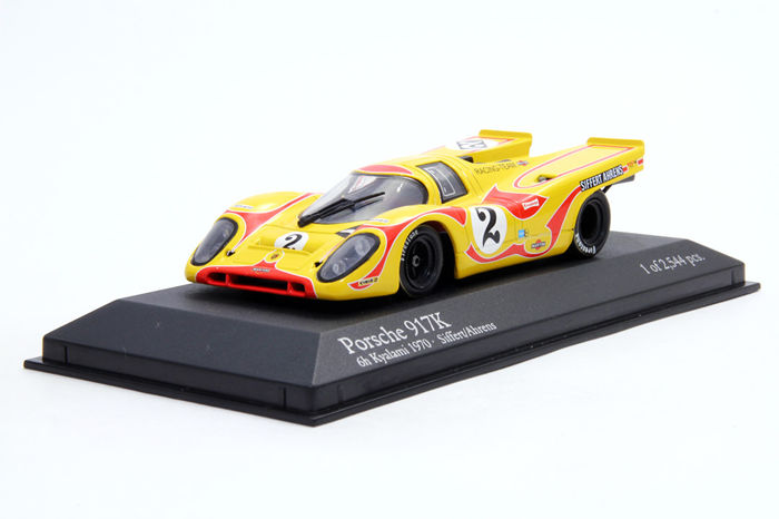 MiniChamps - 1:43 - Porsche 917K #2 6h Kyalami 1970 - Limited Edition of 2.544 pcs.