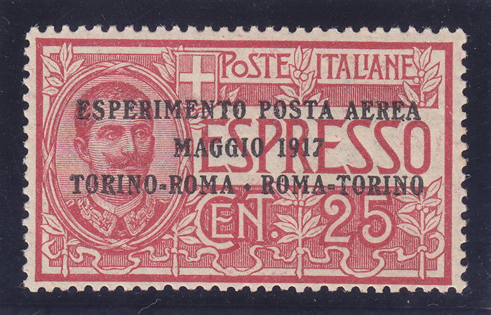 Kingdom of Italy 1917 - 1942 Selection of 4 Series and 2 Stamps from the Period Mint with gum intact