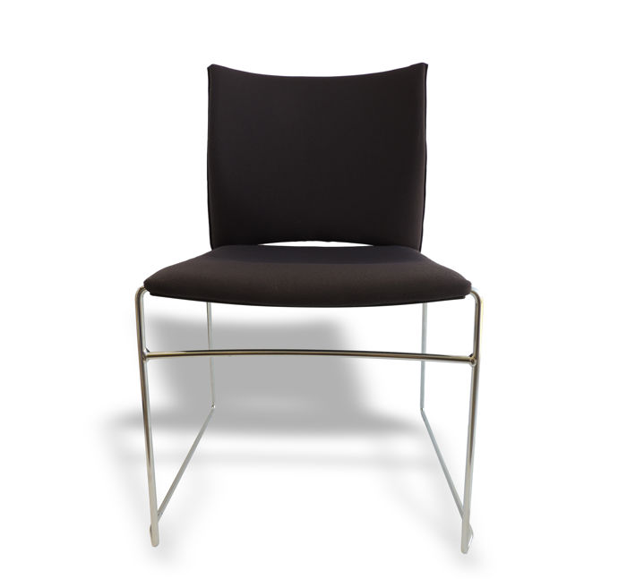 Giancarlo Bisaglia for OMP Group - Chair - WEB 950 - Black