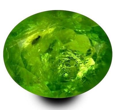 Peridot - 8.00 ct - Without reserve price