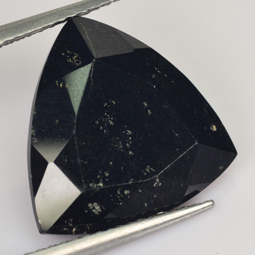 Tourmaline - 6.92 ct - Black - No Reserve