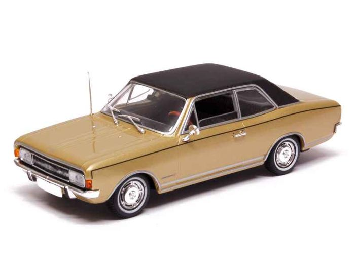 Minichamps - Scale 1/43 - Opel Commodore A 1966