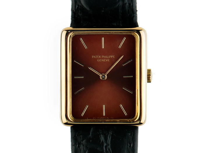 Patek Philippe - Rectangulare - Ref.4224 - Women - 1980-1989