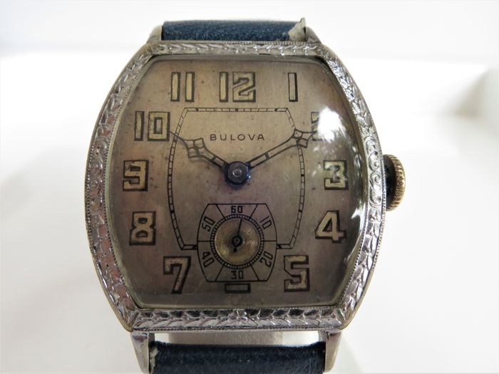 Bulova - Art-Deco 1927 watch - cal.10 AN - Unisex - 1901-1949