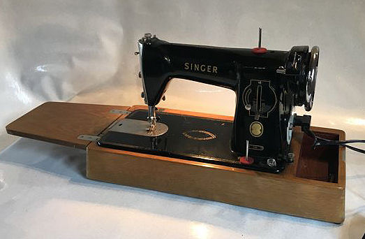 Singer Sewing Machine 40B Circa 40 Catawiki Interesting How To Use My Singer Sewing Machine