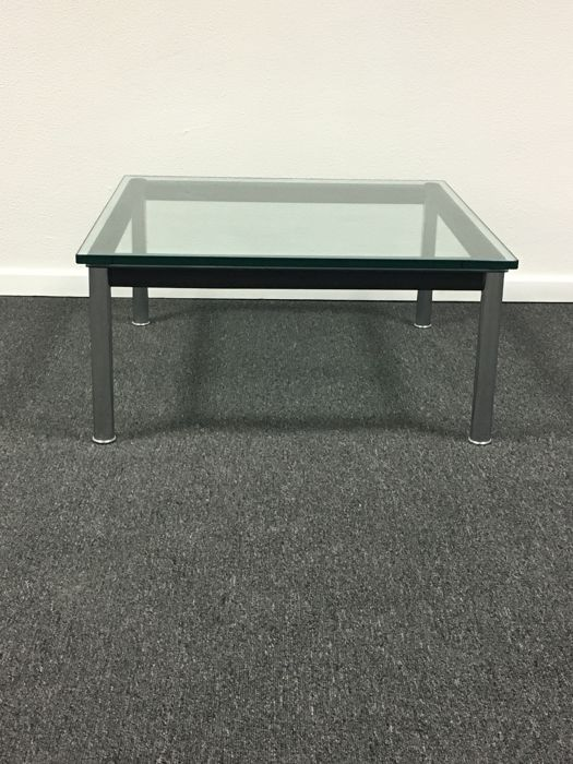 Le Corbusier by Cassina - Coffee table LC10-P
