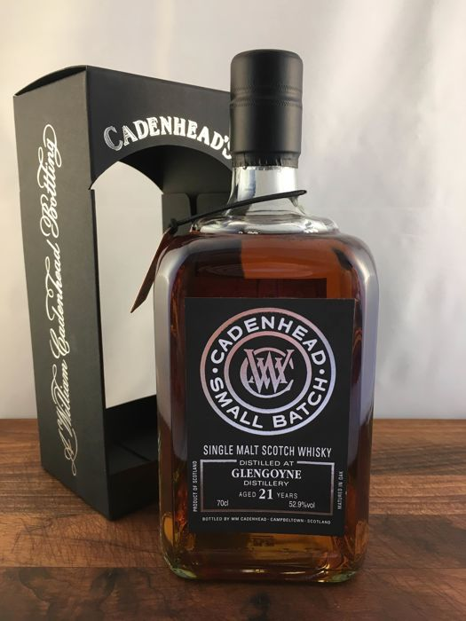 Glengoyne 1996 21 years old - Cadenhead's