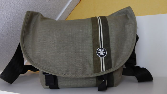 Crumpler Messager Boy 6000 Design fototas