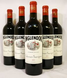 2013 Inglenook Cabernet Sauvignon, Rutherford, Napa Valley, California - 6 bottles (75cl)WW-95 W&S-95 JS-93