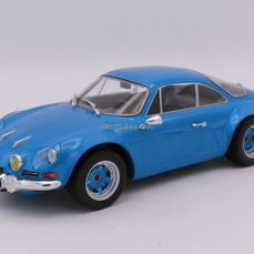 IXO - Scale. 1/18 - Renault Alpine - 1973 - Colour: Blue