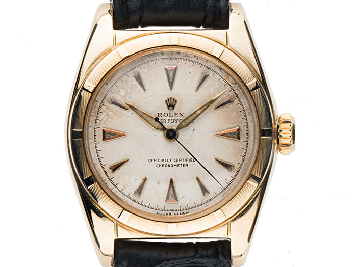 Rolex - Oyster Perpetual Bubble - Ref.6011 - Unisex - 1901-1949