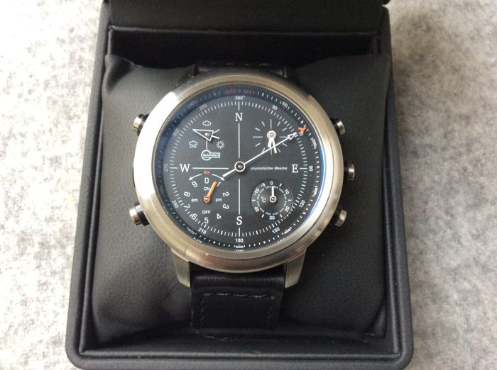 Barigo 55SB men's watch 2015