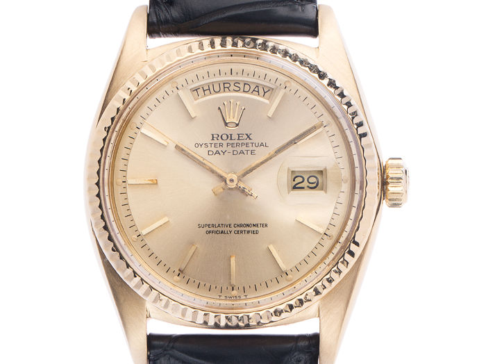 Rolex - Oyster Perpetual  Day Date - Ref.1803 - Unisex - 1970-1979