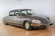 Citroën - DS 21 Pallas - 1970