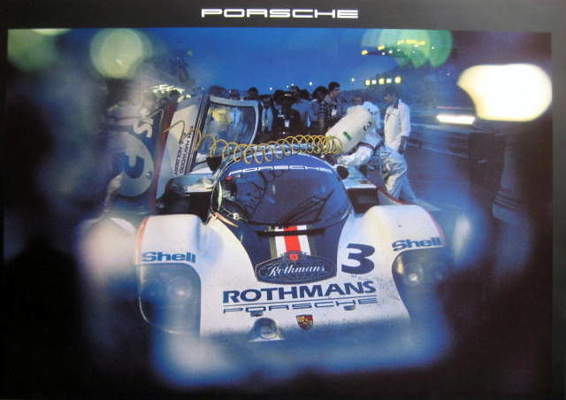 """24h Le Mans 1982"" Pitstop Porsche Rothmans 956 #3 - Haywood/Holbert/Barth"