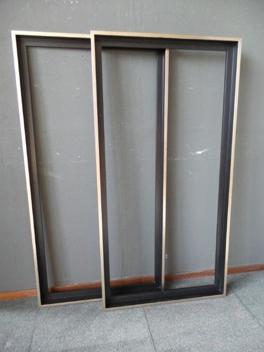 Two Very Large Picture Frames Box Frame Model England 60 X 120