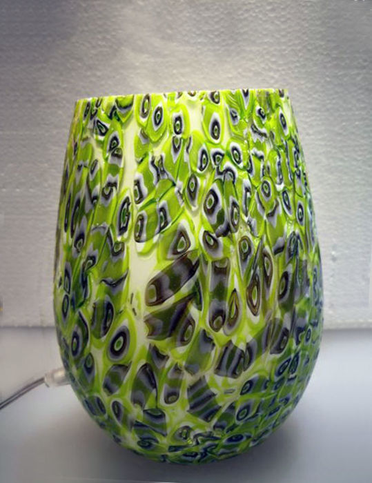 I Muranesi Murano - Table lamp with murrine