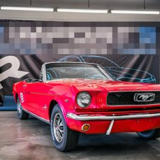 Ford USA - Mustang 289 Convertible - 1966