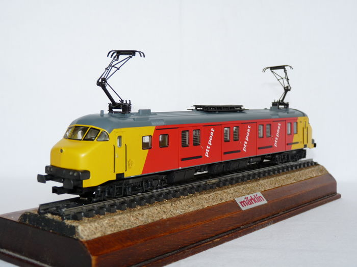 "Märklin H0 - 3389 - Electric locomotive -  mP3000 ""PTT"" (1) - NS"