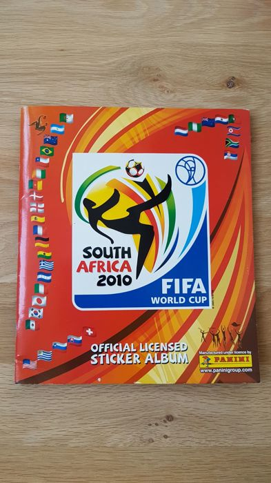 Panini - FIFA World Cup South Africa 2010 - Complete Album