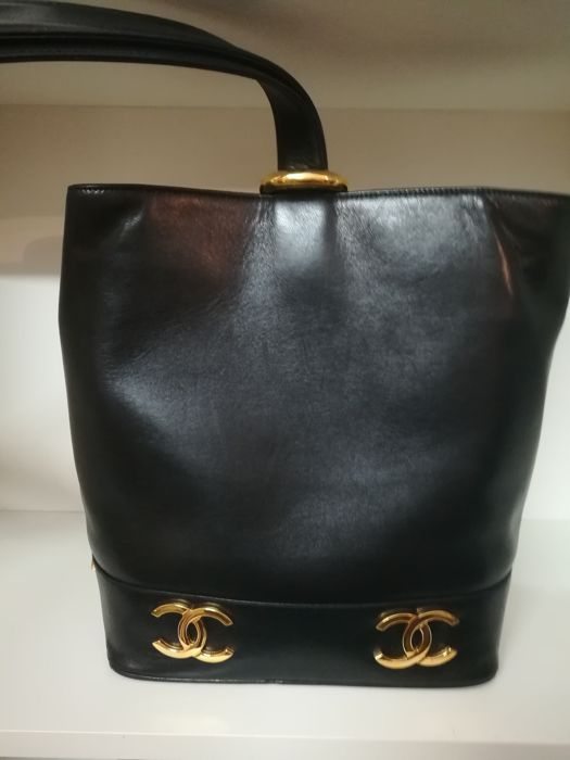 Chanel - CC Bucket Shoulder bag - Vintage