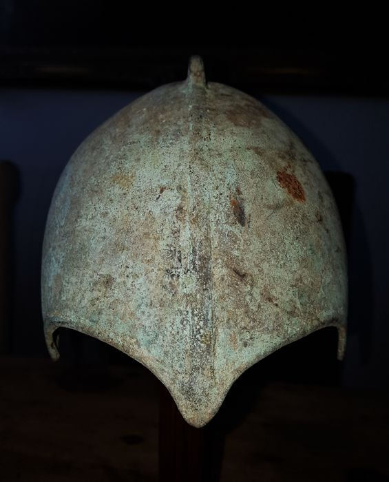 Scythian Bronze helmet type Kuban