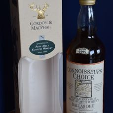 Dallas Dhu 1971 - Bottled 1995 - Connoisseurs Choice G&M
