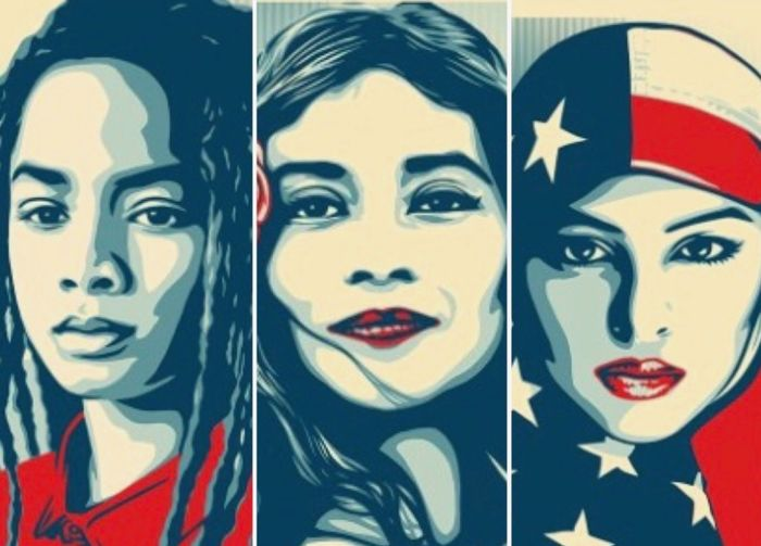 Shepard Fairey (OBEY) - We The People - Set of 3