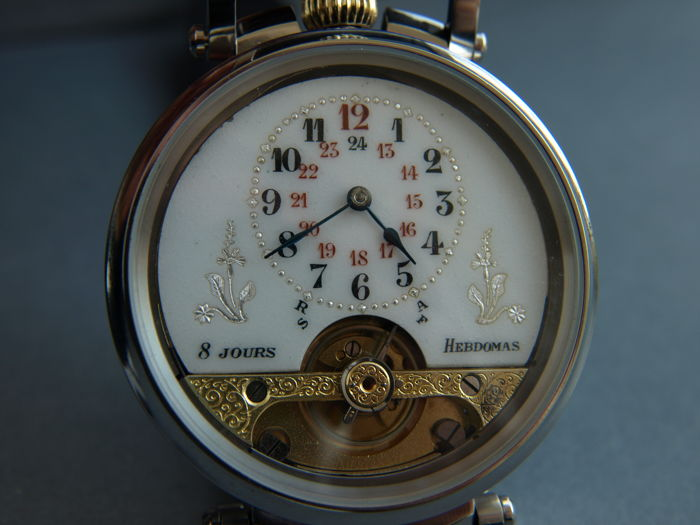 Hebdomas - 8-day marriage watch - Heren - 1901-1949