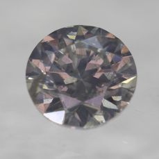 UNTREATED AND UNHEATED Round brilliant cut 100% natural H SI2 Diamond weighing 0.53 ct [No Reserve price] low price shipping