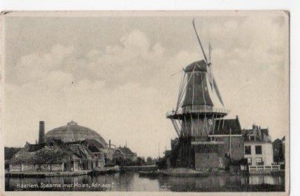 179 postcards of Dutch cities and towns