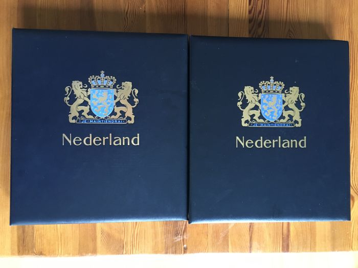 The Netherlands 1995/2015 - Collection in two Davo LX albums